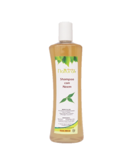 Shampoo con neem
