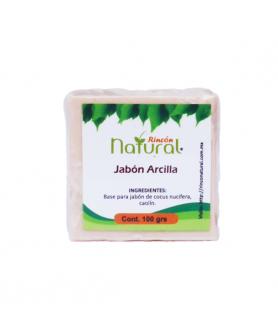 Jabón Arcilla