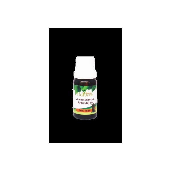 Aceite esencial de Arbol del Té (tea tree oil)