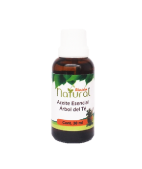 Aceite Esencial de Arbol del Té (tea tree oil) 30ml