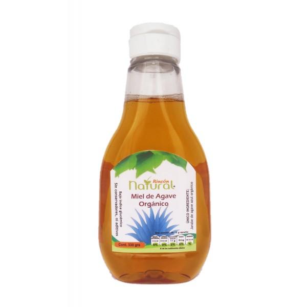 Miel de Agave Orgánica - Rincón Natural