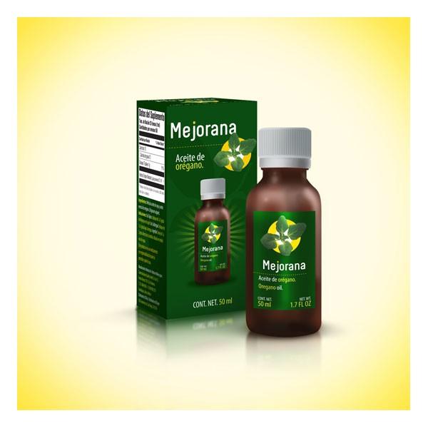Aceite de mejorana (orégano)