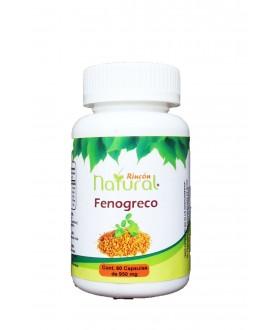 Fenogreco cápsulas