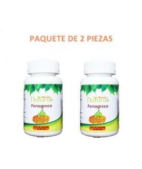 PAQUETE FENOGRECO 2 PIEZAS