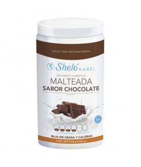 Malteada Sabor Chocolate