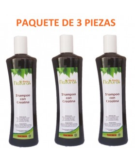 Shampoo de Creolina y Alquitran