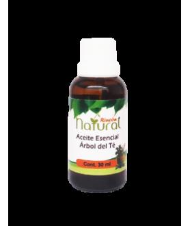 Aceite Esencial de Arbol del Té (tea tree oil) 30ml