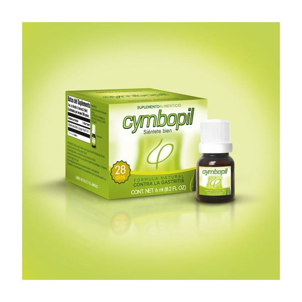 Cymbopil (Elimina la Gastritis)