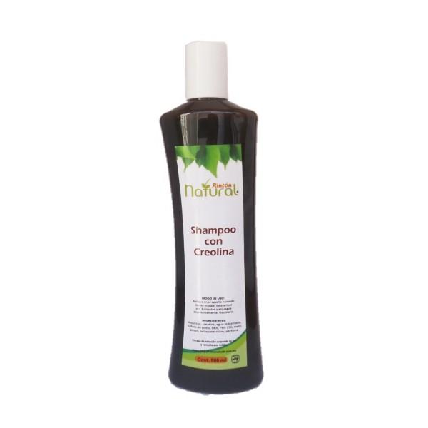 Shampoo con Creolina